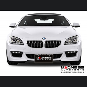 BMW 528i/ 535i/ 550i/ 640i/ 650i License Plate Mount by Sto N Sho (2012-2016)