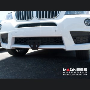 BMW X4 M40i Sport License Plate Mount by Sto N Sho - 2017