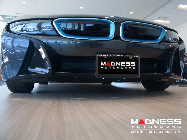 Bmw Bmw I8 License Plate Mount By Sto N Sho 2014 2016 Madness