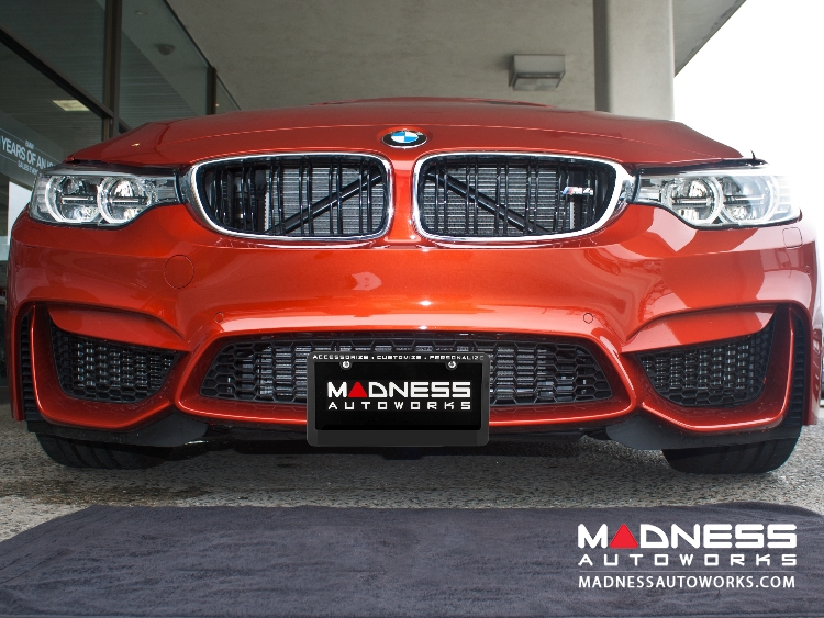 BMW M4 License Plate Mount by Sto N Sho - Lower Mount (2015-2016)