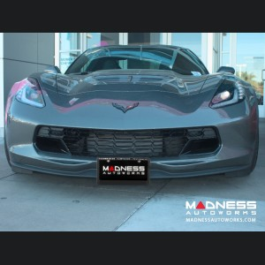 Chevrolet Corvette License Plate Mount - Sto N Sho - Z06/ Z07 Stage 1 - '15-'17