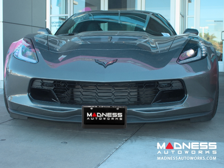 Chevrolet Corvette Z06/ Z07 Stage 1 - License Plate Mount - Sto N Sho (2015-2017)