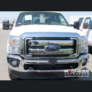 Ford F-250/ F350 Super Duty 2014 License Plate Mount - Sto N Sho