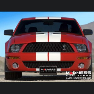 Ford Mustang Shelby GT500 License Plate Mount by Sto N Sho (2007-2009)