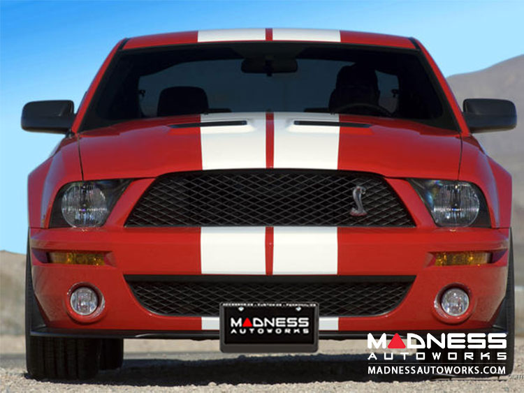 Ford Mustang Shelby GT500 License Plate Mount by Sto N Sho (2013 - 2014)