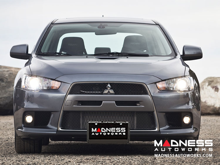 Mitsubishi Lancer Gt License Plate Mount By Sto N Sho 2017 2016 Madness Autoworks Auto Parts And Accessories