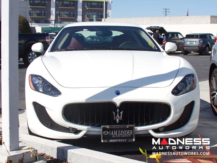 Maserati - Maserati Gran Turismo Sport License Plate Mount by Sto N ...