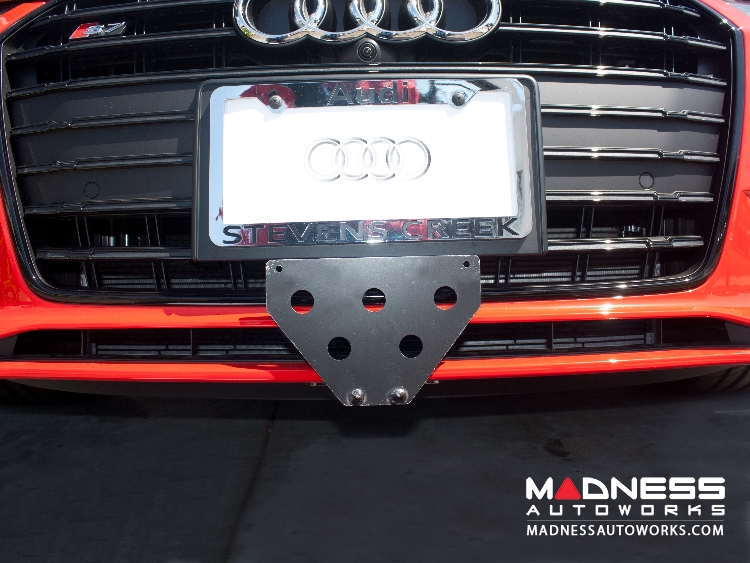 Audi S5 License Plate Mount by Sto N Sho (2013-2016)