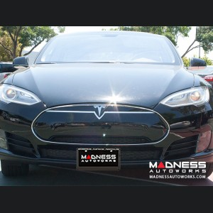 Tesla Model S License Plate Mount by Sto N Sho (2012-2015)