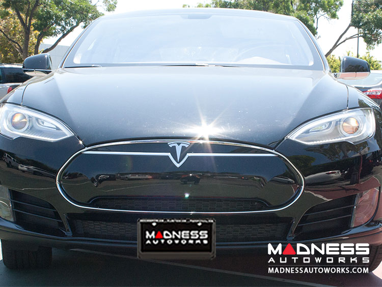 Tesla Model S License Plate Mount by Sto N Sho (2012-2016)