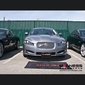 Jaguar XF/ XE License Plate Mount by Sto N Sho (2016-2017) Non-Sport