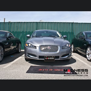 Jaguar XF/ XE License Plate Mount by Sto N Sho (2016-2017) Non-Sport