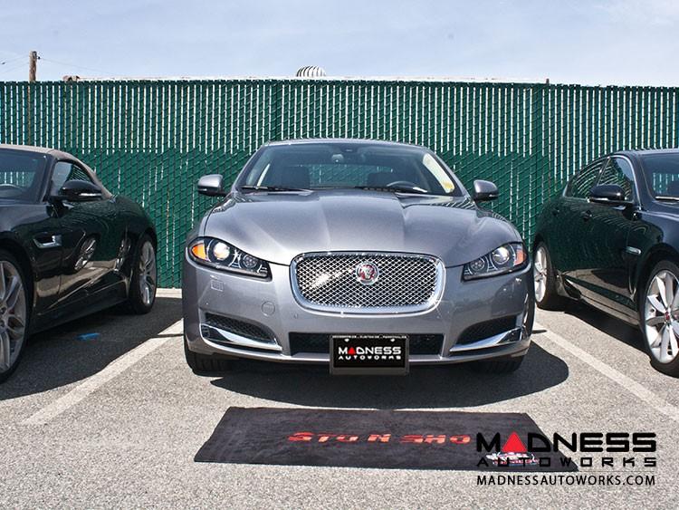 Jaguar XE R Sport License Plate Mount by Sto N Sho (2017)