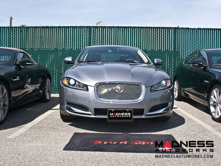 Jaguar XE R Sport License Plate Mount by Sto N Sho (2017)