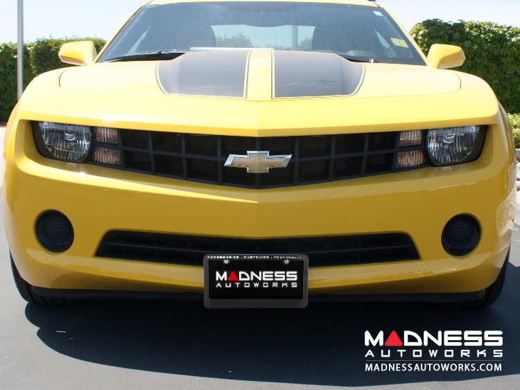 Chevrolet Camaro V6 License Plate Mount by Sto N Sho (2010-2013)