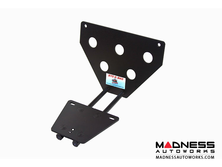 Dodge - Dodge Charger No Drill License Plate Mount by Sto N Sho ...