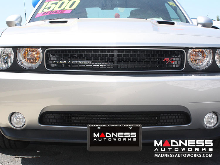 Dodge Challenger License Plate Mount by Sto N Sho (SXT/ RT/ Scat Pack) 2015-2017
