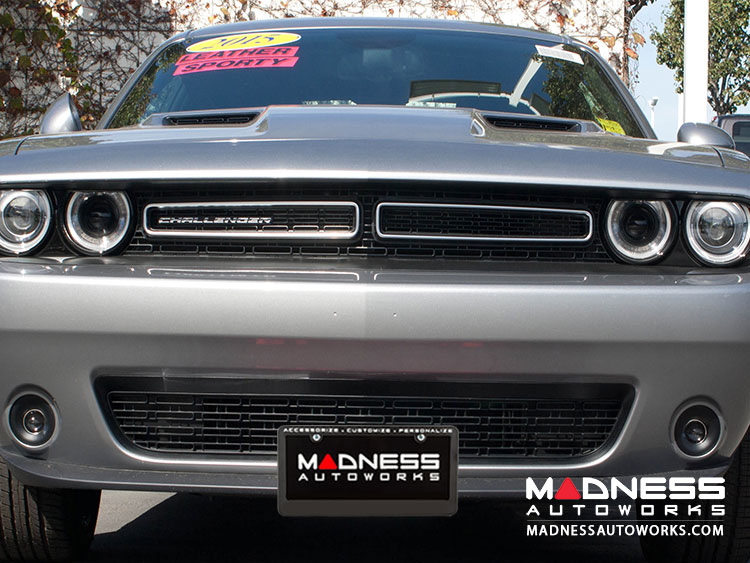Dodge - Dodge Challenger License Plate Mount by Sto N Sho (2015 ...
