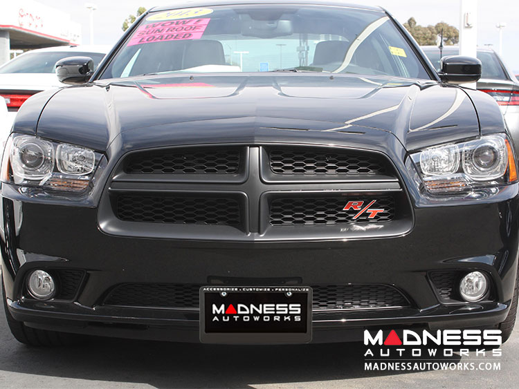 Dodge Charger License Plate Mount by Sto N Sho (2011 - 2014)