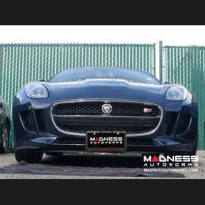 Jaguar F-Type License Plate Mount by Sto N Sho (2013-2017)