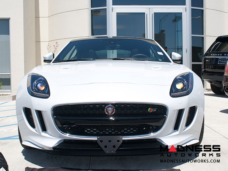 ... Jaguar F Type License Plate Mount By Sto N Sho (2013 2017) ...