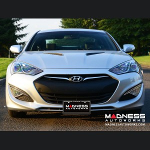 Hyundai Genesis Coupe License Plate Mount by Sto N Sho (2013-2016)
