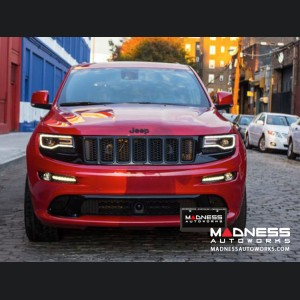 Jeep Grand Cherokee SRT License Plate Mount by Sto N Sho (2012-2016)