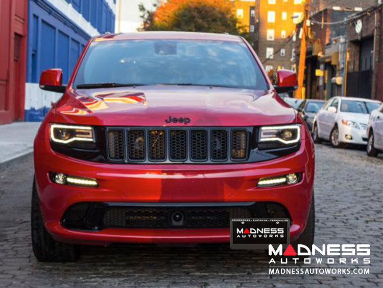Jeep Grand Cherokee SRT License Plate Mount By Sto N Sho (2012 2016)