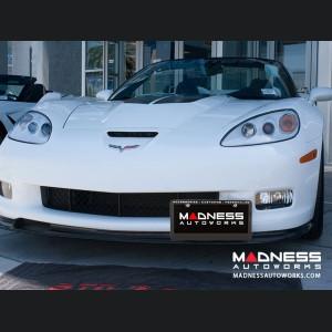Chevrolet Corvette License Plate Mount - Sto N Sho - Z06/ C6 Grand Sport/ ZR1 - '06-'13