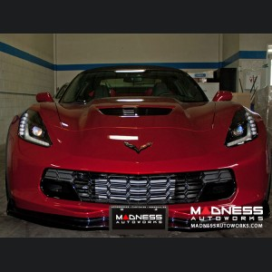 Chevrolet Corvette License Plate Mount - Sto N Sho - Z06/ Z07 Stage 2/ 3 - '15-'17