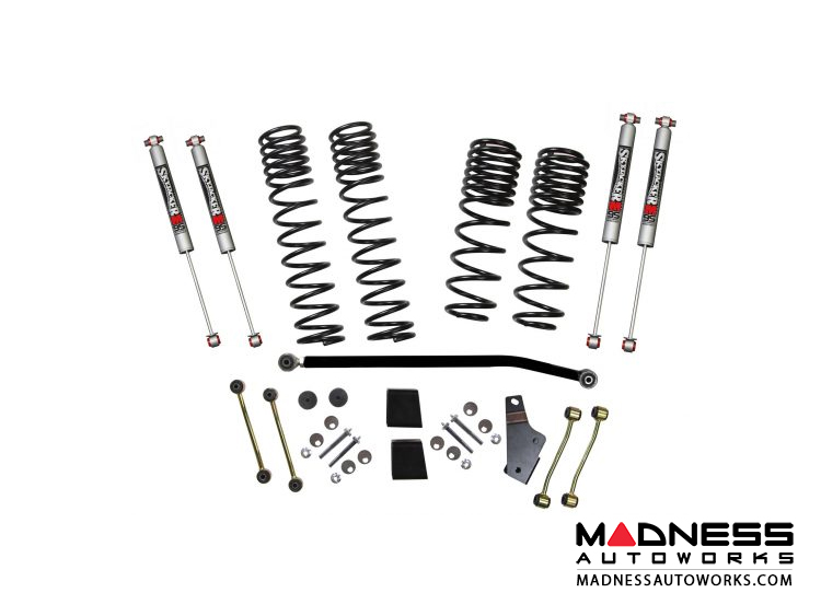 Jeep Wrangler JL Rubicon 4WD Lift Kit System w/ M95 Shocks - 4 Door - 3.5-4""