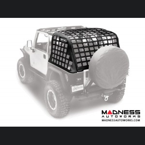 Jeep Wrangler JK C.R.E.S TRAIL NET by Smittybilt - 4 Door