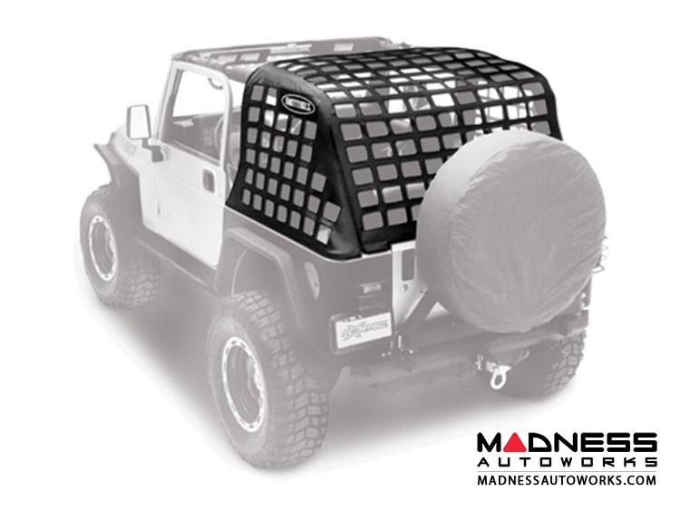 Jeep Wrangler JK C.R.E.S TRAIL NET by Smittybilt - 4 Door