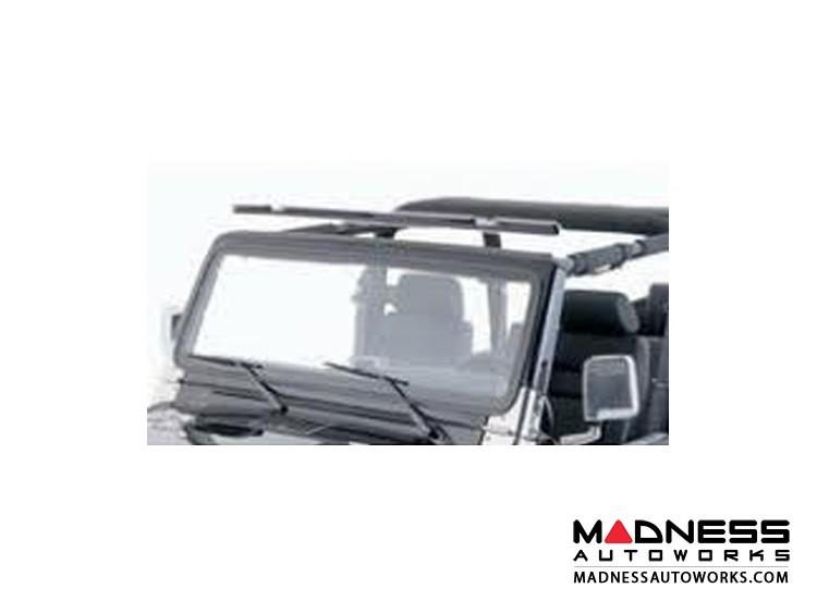 Jeep Wrangler by Smittybilt - Windshield Channel Jeep (TJ/LJ)