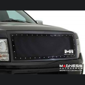 Ford F-150 by Smittybilt - M1 S/S Wire Mesh Grille - Black