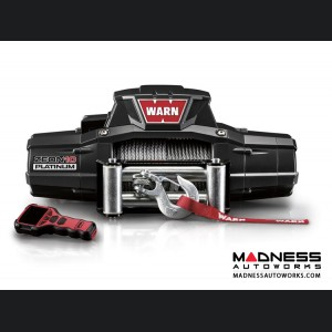 Zeon 10 Platinum Series Winches by Warn
