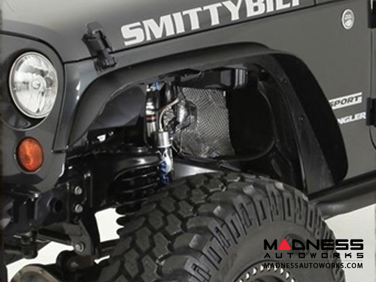 Jeep Wrangler JK XRC Fender Flares (set of 4) by Smittybilt