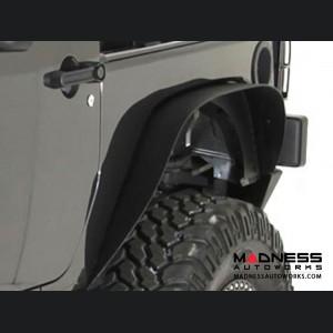 Jeep Wrangler JK XRC Fender Flares (set of 4) by Smittybilt