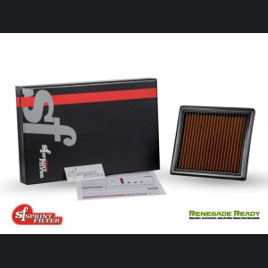 Jeep Renegade Performance Air Filter - Sprint Filter - 1.4L Turbo