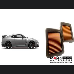 Nissan GT-R R35 Performance Air Filter - Sprint Filter - Full Kit