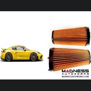 Porsche Cayman (981) Performance Air Filter  - Sprint Filter - Pair