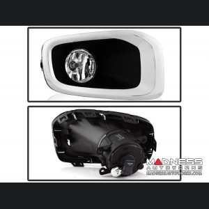 Jeep Renegade OEM Style Fog Lights by Spyder Auto - w/ Switch and Cover