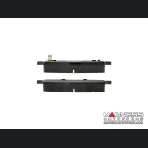 Jeep Renegade Ceramic Brake Pads - Posi-Quiet by Centric - Rear