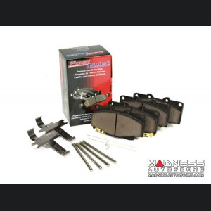 Jeep Renegade Ceramic Brake Pads - Posi-Quiet by Centric - Front