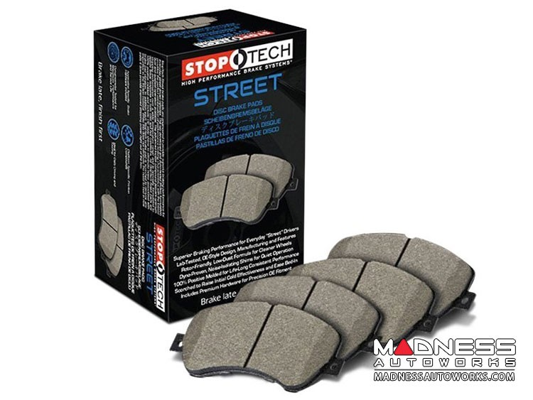 Jeep Renegade Brake Pads - StopTech Street - Front