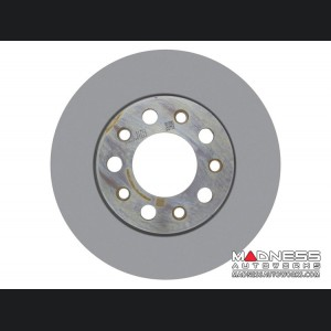 Jeep Compass Premium Brake Rotor by Centric - Rear