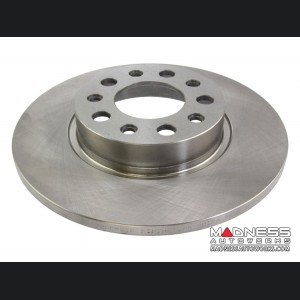 Jeep Compass Standard Brake Rotor - Centric - Front - C-tek