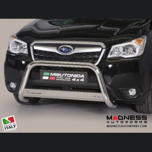 Subaru Forester Bumper Guard - Front - Medium Bumper Protector by Misutonida