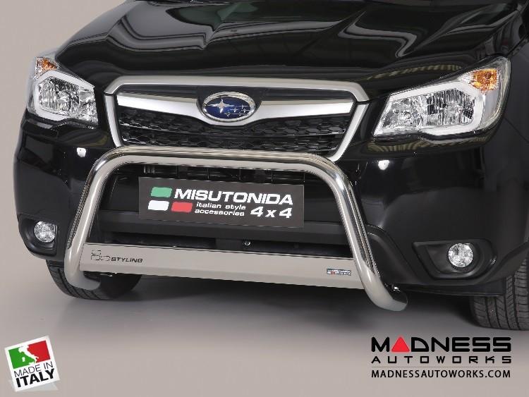 Subaru Forester Bumper Guard - Front - Medium Bumper Protector by Misutonida