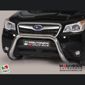 Subaru Forester Bumper Guard - Front - Super Bar by Misutonida